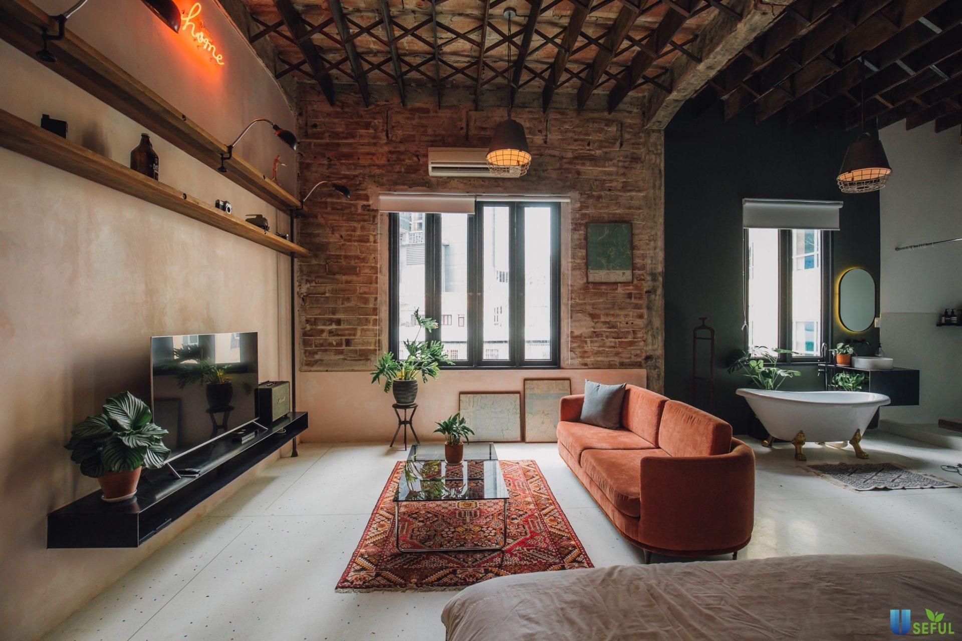Top 10 homestay đẹp tại Sài Gòn 1