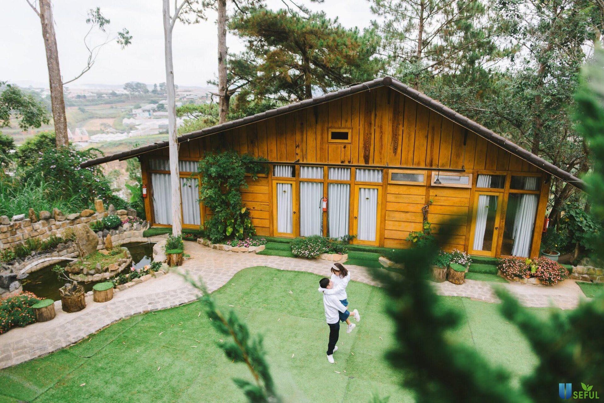Top 10 homestay đẹp lung linh ở Đà Lạt 10