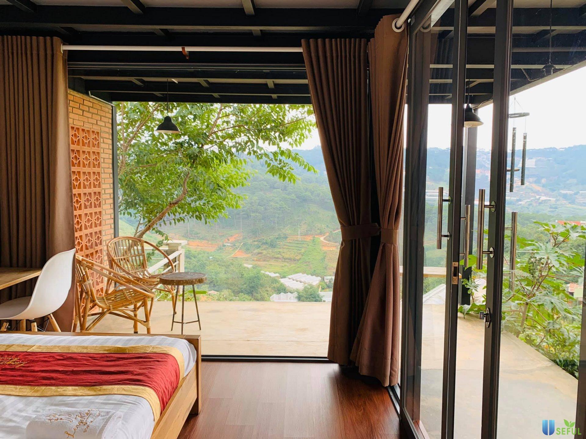 Top 10 homestay đẹp lung linh ở Đà Lạt 17