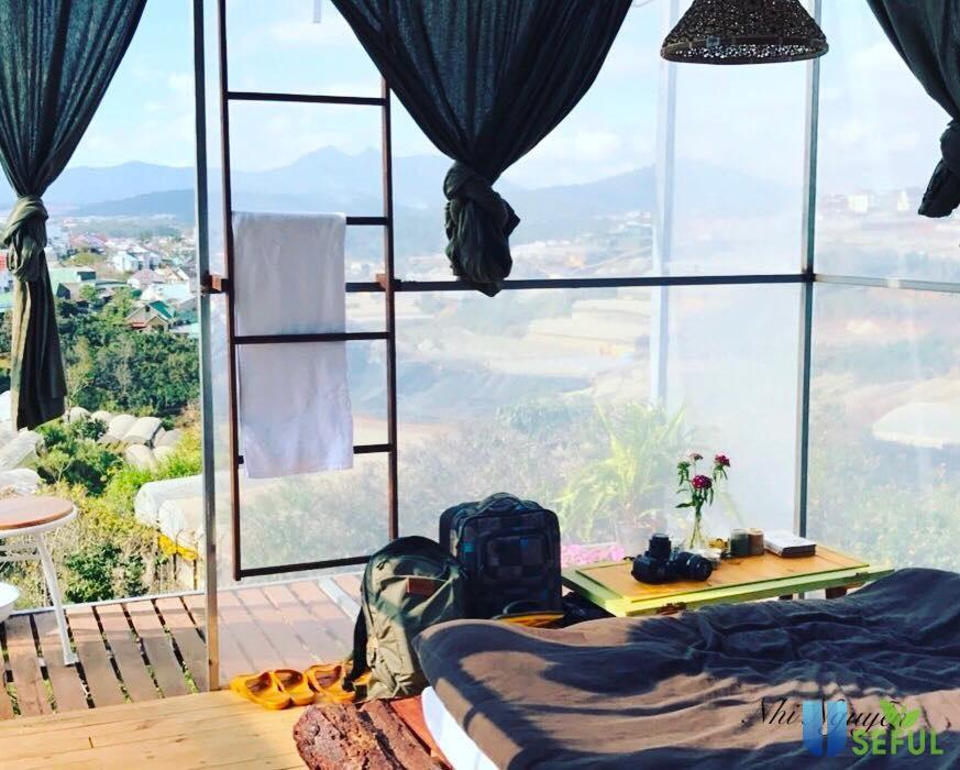 Top 5 most beautiful homestay in Dalat, Vietnam - Homestay review