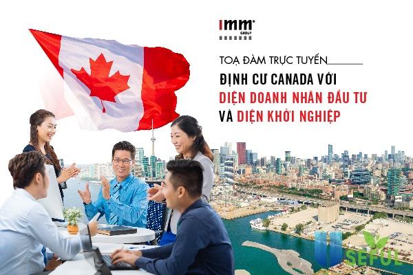 Định cư Canada diện Doanh nhân tỉnh bang và diện Khởi nghiệp. Lựa chọn nào dành cho bạn? - IMM Group
