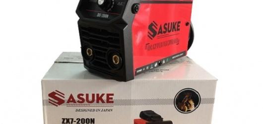 Đánh giá máy hàn Sasuke có tốt không? Máy hàn Sasuke của nước nào?