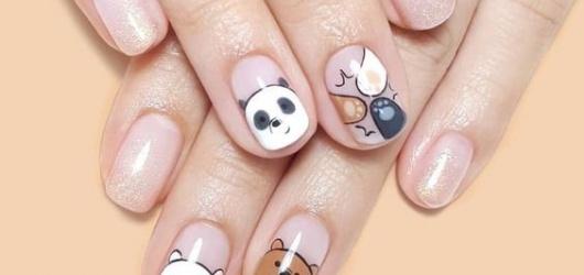 Các bước vẽ mẫu nail hot trend dành cho giới trẻ hiện nay đang ưa chuộng