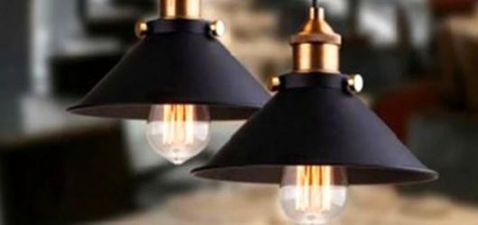 Kinh nghiệm mua đèn trang trí đèn thả trần