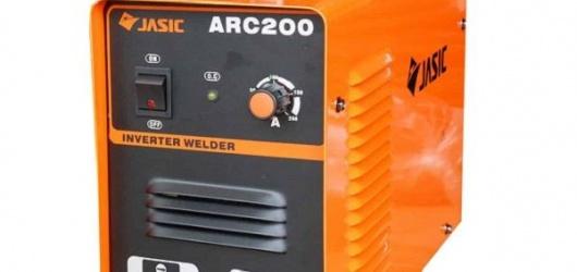Giá máy hàn Jasic ARC 200 – Đánh giá máy hàn điện tử Jasic ARC 200