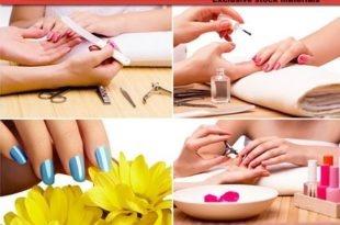 Những lưu ý cần thiết khi các bạn gái đi làm nail tại tiệm Spa