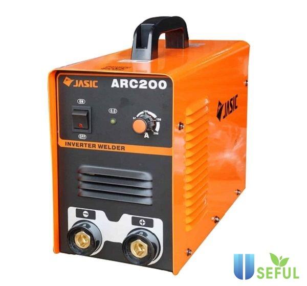 Máy hàn điện tử Jasic ARC đến từ thương hiệu Jasic Trung Quốc - Dichvuhay.vn