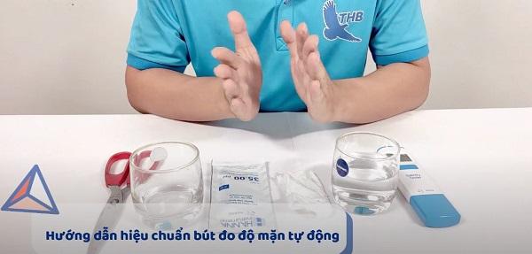 Chuẩn bị hiệu chuẩn - Dichvuhay.vn