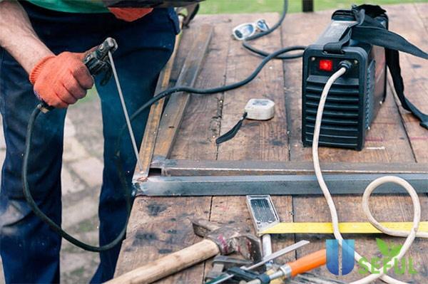 Sử dụng máy hàn đúng cách nâng cao độ bền cho máy - Dichvuhay.vn