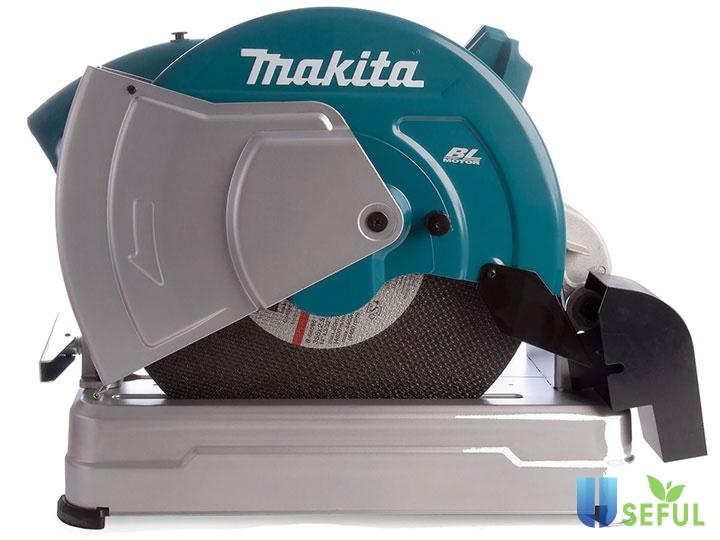 Máy cắt sắt để bàn dùng pin Makita DLW140Z - Dichvuhay.vn