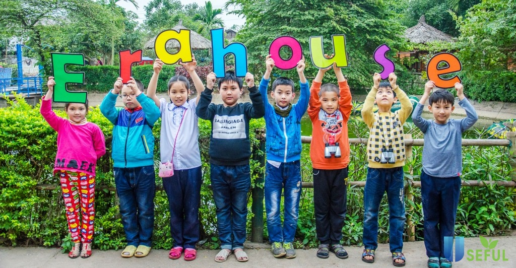 EraHouse giúp trẻ yêu thiên nhiên hơn