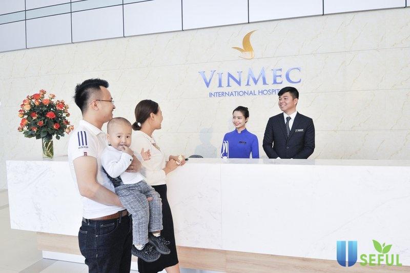 Quy trình khám chữa bệnh tại Vinmec   Vinmec