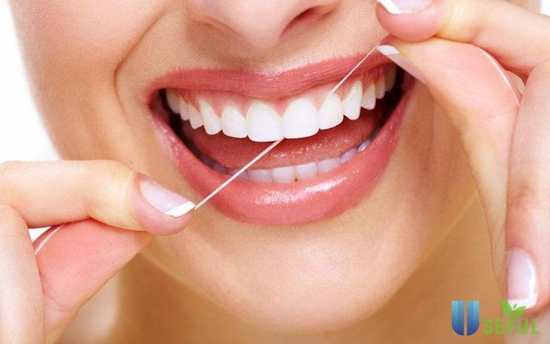 Những sai lầm khi vệ sinh răng miệng bằng chỉ nha khoa | Vinmec