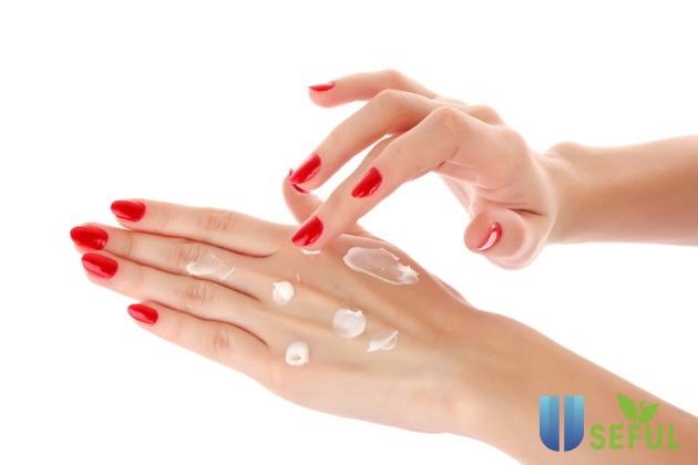 Lựa kem theo tình trạng của da tay