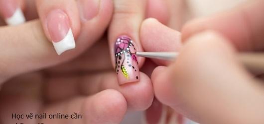 Các bước học vẽ nail online ngay tại nhà mà nhiều bạn cần phải chú ý