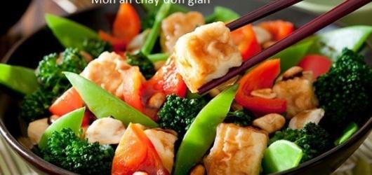 Một số bí quyết nấu món ăn chay bổ dưỡng đơn giản mà ai cũng có thể làm được