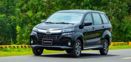 Toyota Avanza cũ: Bảng giá xe Avanza cũ tháng 6 2021