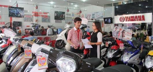Các hình thức vay mua xe máy trả góp cho sinh viên
