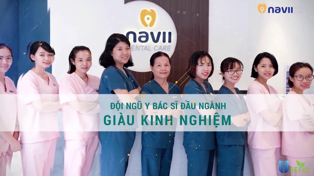 Địa Chỉ Làm Răng Uy Tín Tại Hà Nội | Navii Dental Care | Nha Khoa Lớn Nhất Quận Hoàn Kiếm - YouTube