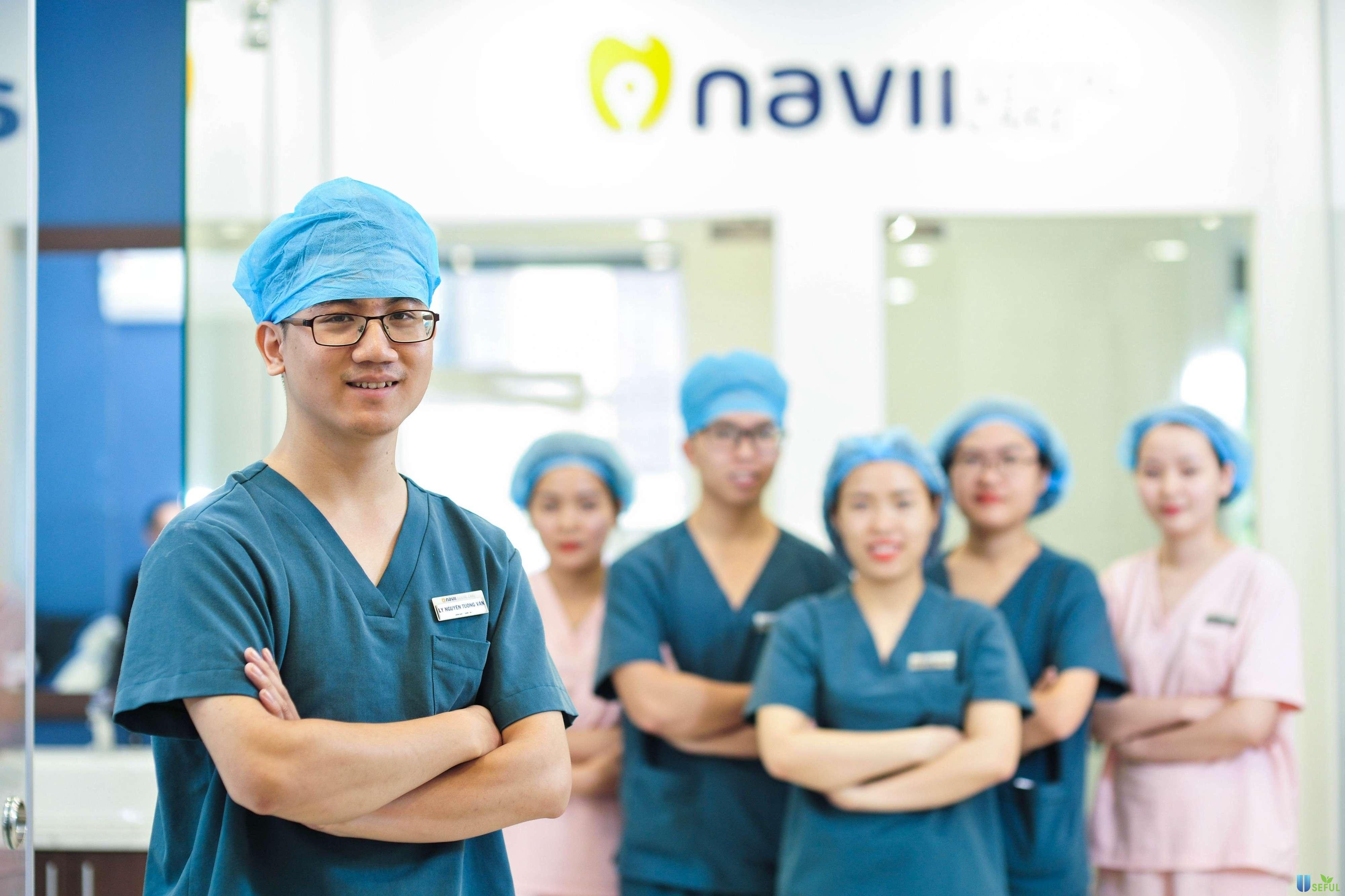 Navii Dental Care - Địa chỉ nha khoa uy tín Hà Nội
