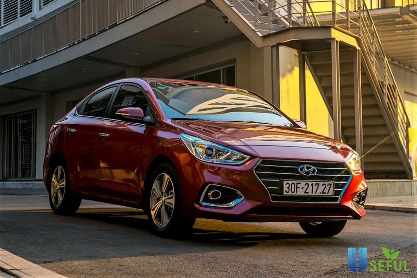 Ý kiến người dùng về thiết kế của Hyundai Accent 2021 - Ôtô - ZINGNEWS.VN