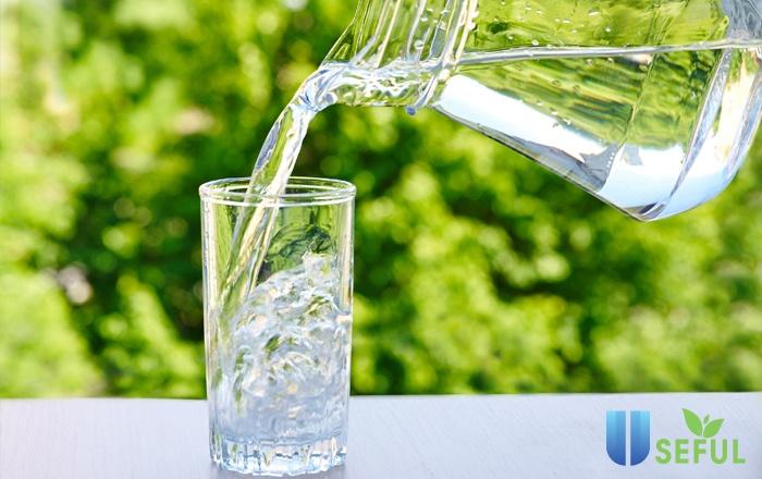 Uống nhiều nước để có được sức khỏe tốt