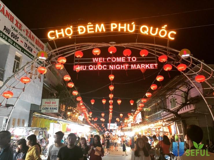 Thiên đường ẩm thực - Chợ đêm Phú Quốc - 2955   VNTOUR