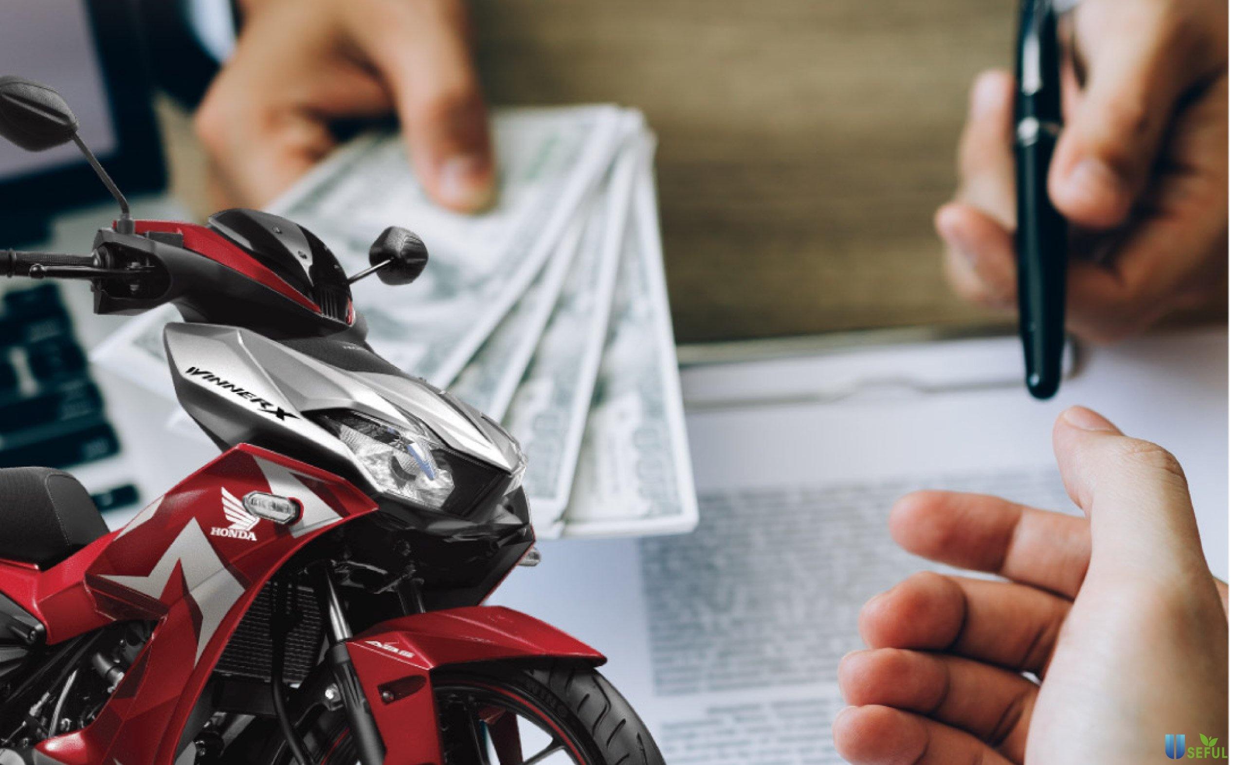 Có nên mua xe máy trả góp - Những kinh nghiệm không thể bỏ qua - FW Speer Yamaha