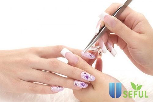 học nail online
