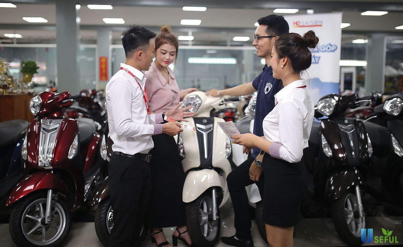 Hỗ trợ cho vay mua xe máy đối với sinh viên với lãi suất thấp