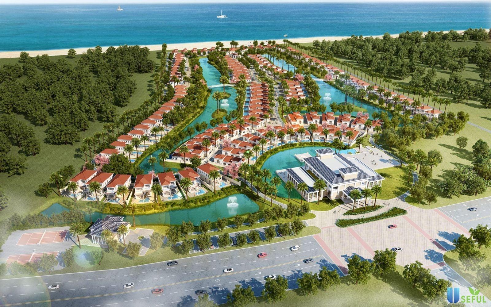 Vinpearl Resort & Spa Đà Nẵng - Biệt Thự Biển Vinpearl Đà Nẵng