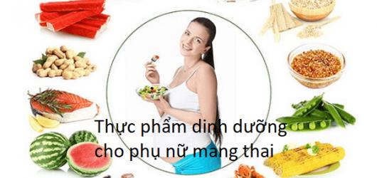 Top 10 những thực phẩm giàu chất dinh dưỡng dành cho phụ nữ mang thai