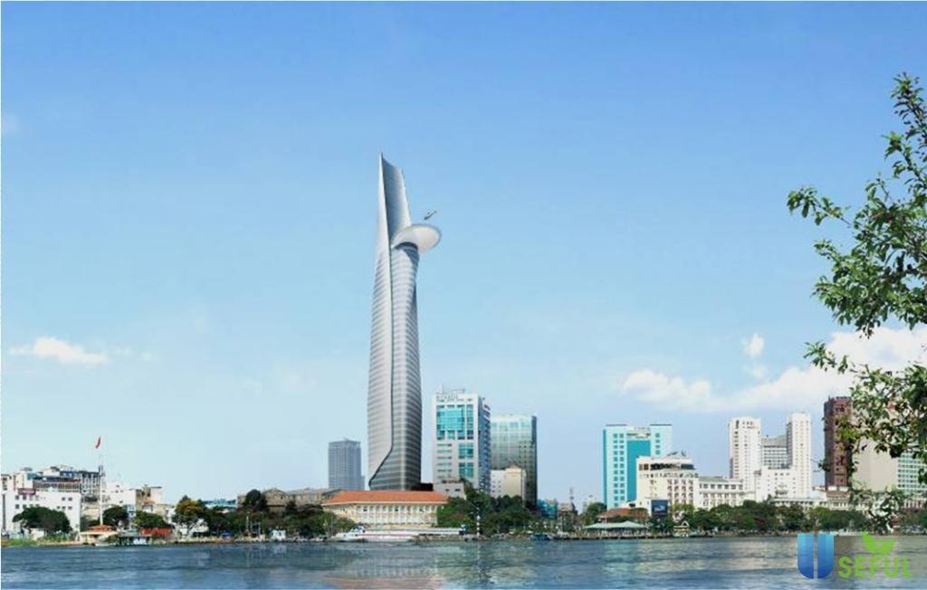 Những tòa nhà cao tầng đẹp ở VN