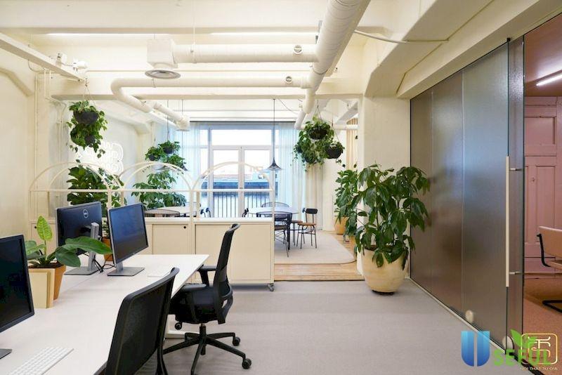 999 mẫu thiết kế nội thất văn phòng cao cấp, chuyên nghiệp