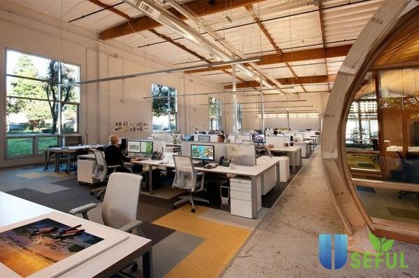 Thiết kế văn phòng thông minh | Thế giới