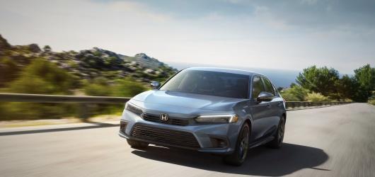 Honda Civic Sedan 2022: Thiết kế hoàn hảo, vận hành êm ái