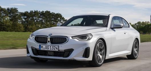 BMW 2-Series Coupe 2022: chính thức trình làng với thiết kế ấn tượng
