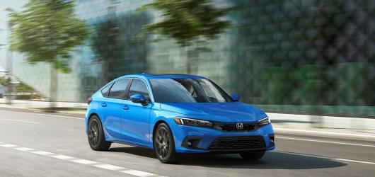 Honda Civic Hatchback 2022: động cơ Turbo và hộp số sàn 6 cấp