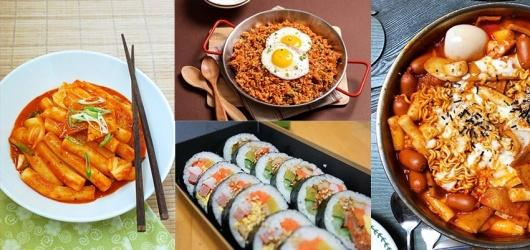 Các món ăn Hàn Quốc nổi tiếng mà bạn có thể tự làm tại nhà chỉ trong vài bước