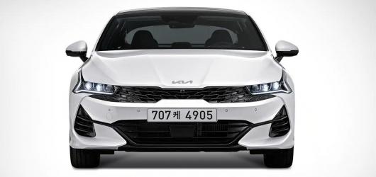 Kia Optima 2022: được giới thiệu tại Hàn Quốc thêm nhiều trang bị