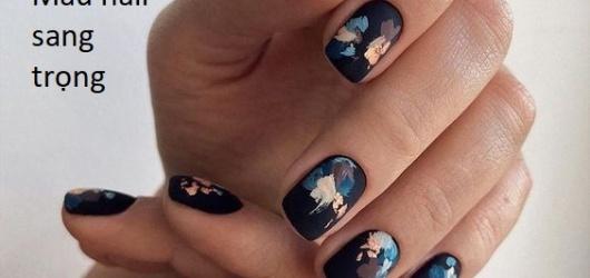Tuyển tập một vài mẫu nail sang chảnh nổi bật dành cho quý cô