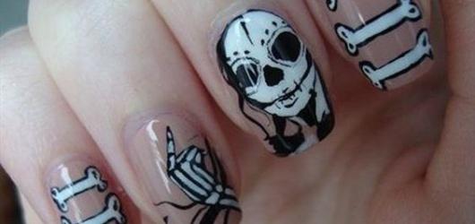 Các mẫu nail Halloween đầy nét ma mị lôi cuốn ấn tượng trong ngày lễ