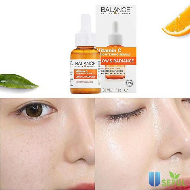 Những nguyên tắc khi dùng Serum Vitamin C giúp làm sáng da