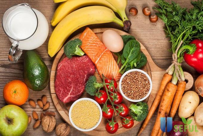 Những chất dinh dưỡng cho bé