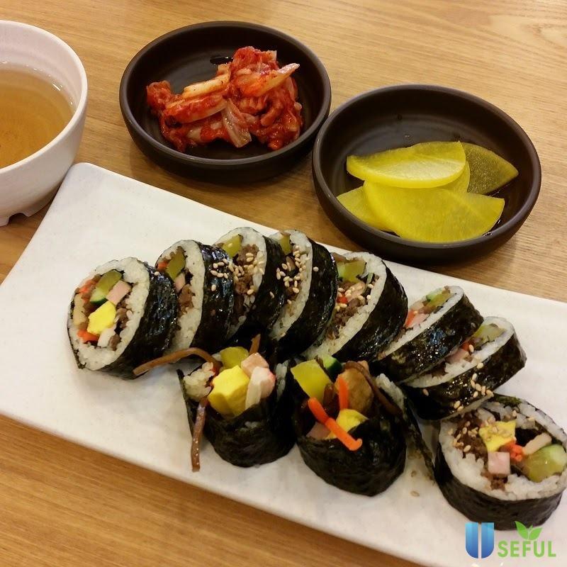 Kimbap Hàn Quốc