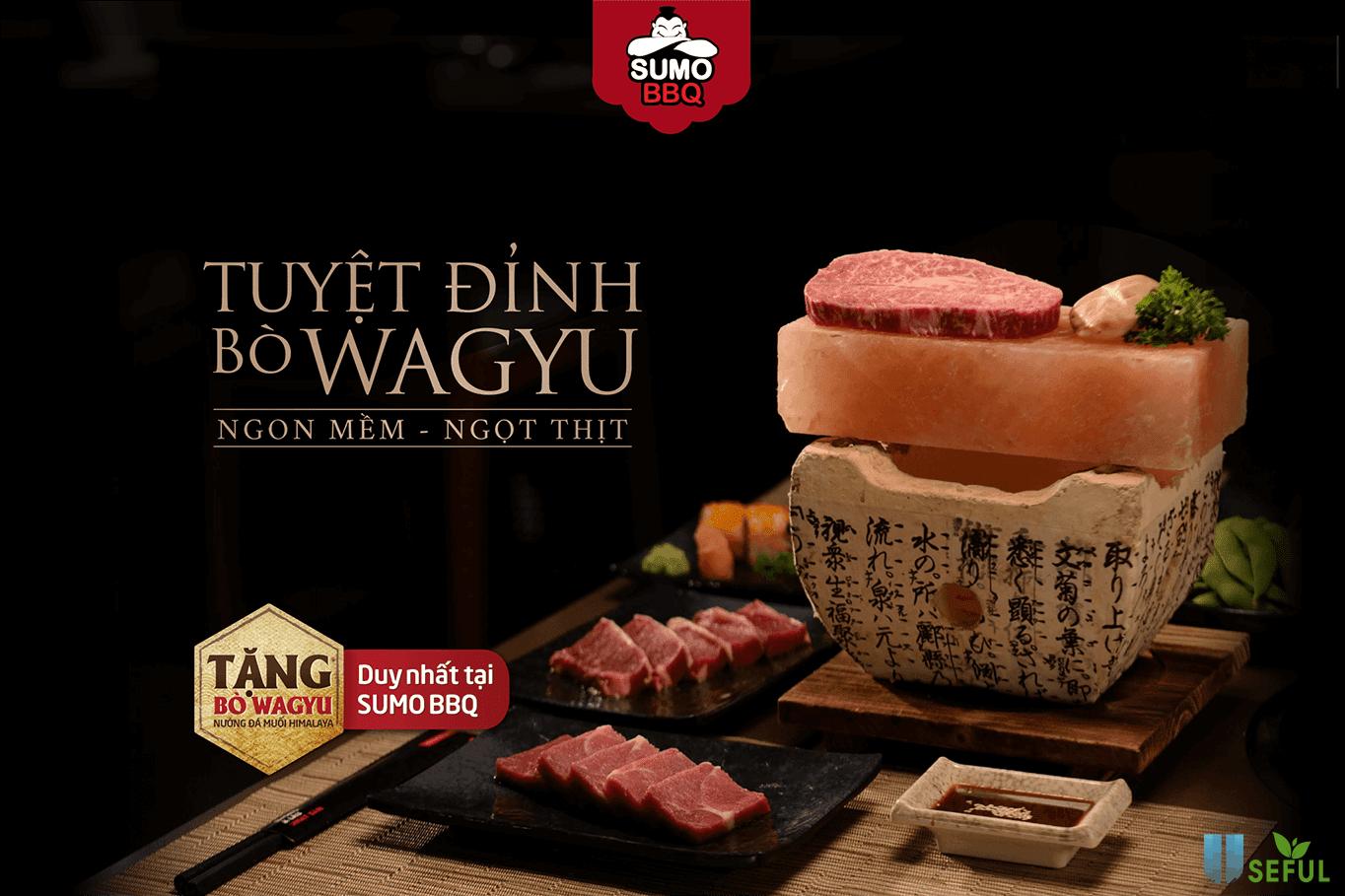 Thịt bò Wagyu thơm ngon thượng hạng