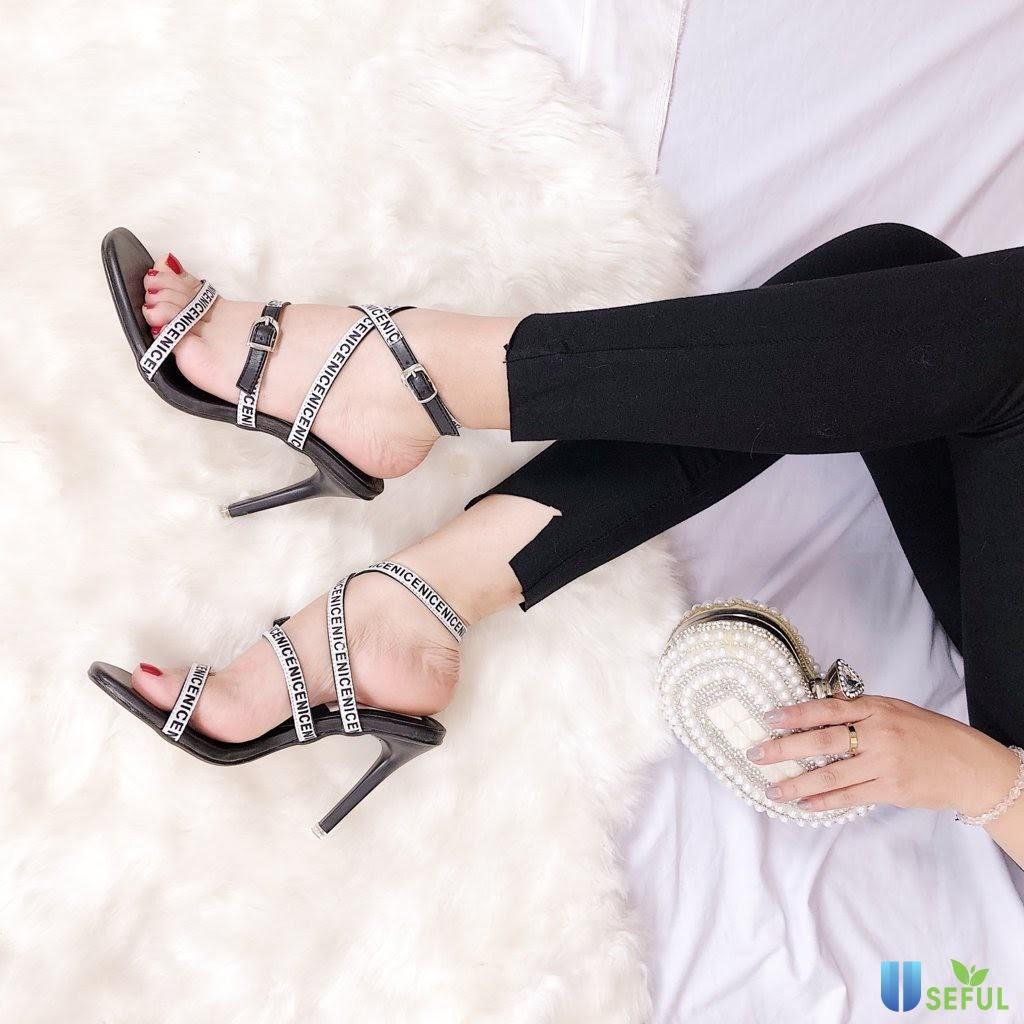 Giày cao gót cho phụ nữ hiện đại