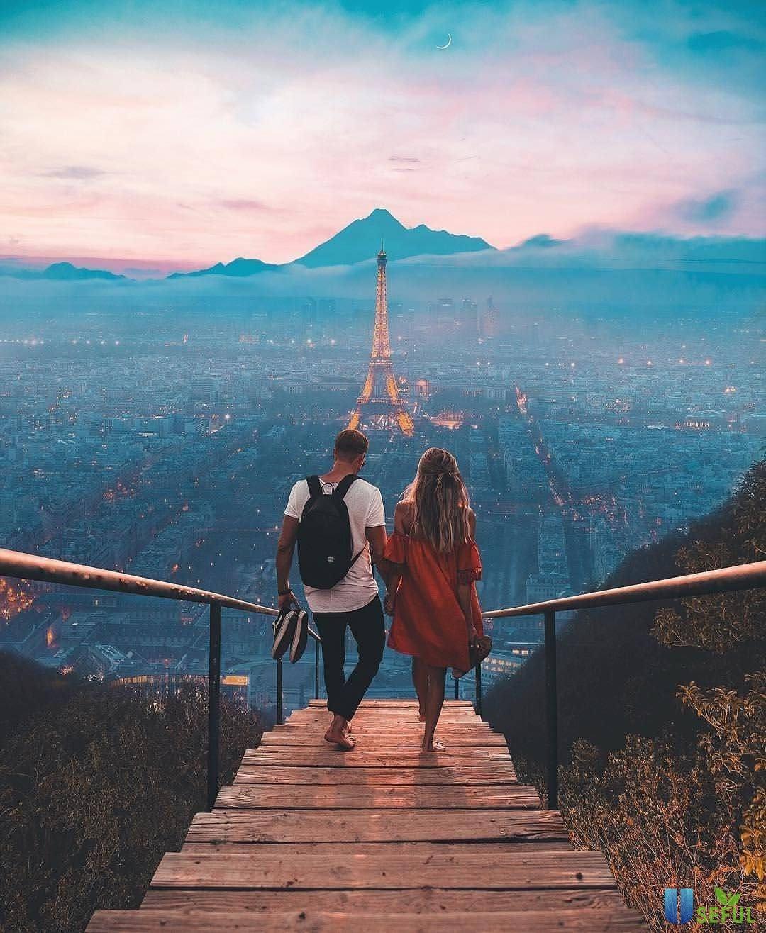 Chuyến du lịch sẽ là kỷ niệm đáng nhớ của cả hai