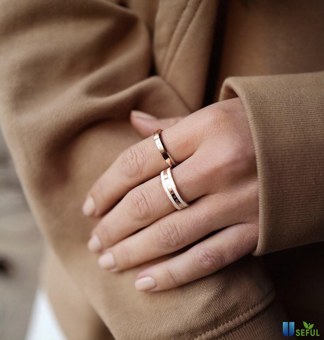Tăng sự bền chặt và gắn bó giữa hai người với nhẫn đôi