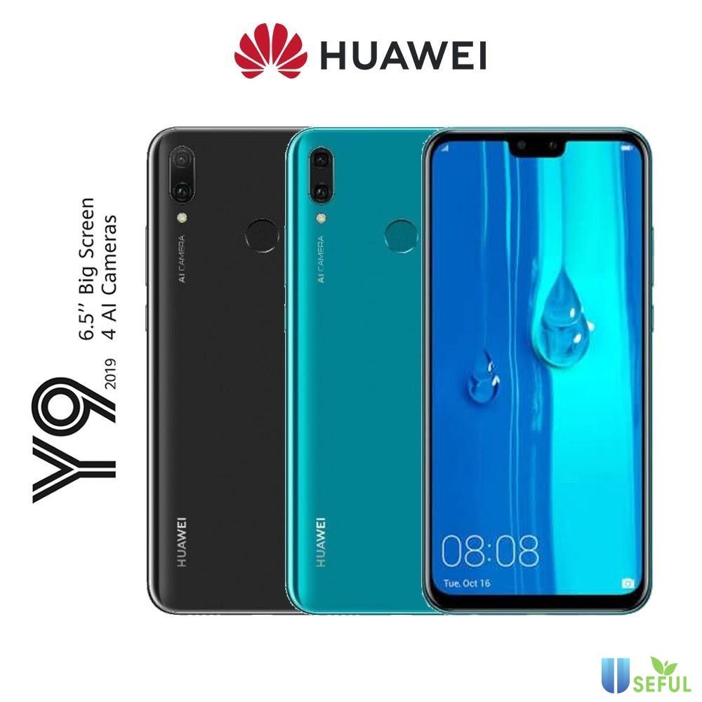 Điện thoại Huawei Y9 2021 có màu sắc trang nhã